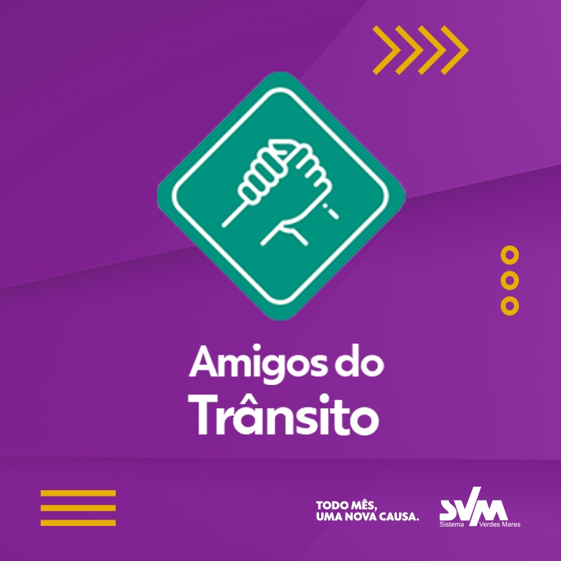 amigos do transito 1